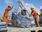 Can Tho: Exports surge in first quarter