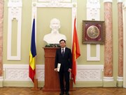 Centre for Indochina Studies opens in Romania