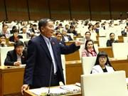 Lawmakers appraise pharmaceutical, import-export duties regulations