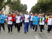 Olympic Run Day launched in Hanoi