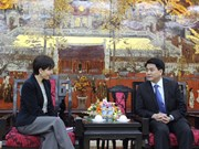 Hanoi appeals for Italian investment in infrastructure projects