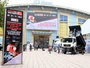Int'l mining exhibition opens in Hanoi