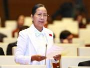 Legislators appreciate efforts by President, Government