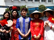 Vietnamese students form second largest community in RoK
