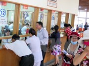 Nghe An: More support to help near-poor residents buy health insurance