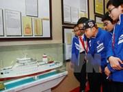Hoang Sa, Truong Sa exhibition opens on Cat Hai island