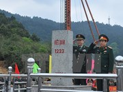 Ministers hail outcomes of Vietnam-China border defence exchange