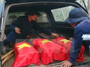 Fallen soldiers laid to rest in An Giang