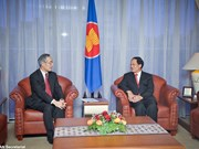 New Japanese Ambassador to ASEAN vows to boost bilateral ties
