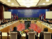 ASEAN Chief Justices gather in HCM City