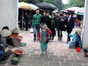 Nha Trang city resolute to clear beggars from streets