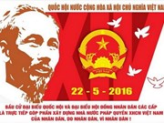 Hanoi accelerates preparations for general election