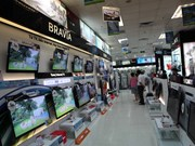 Electronics, refrigeration retail to make gains