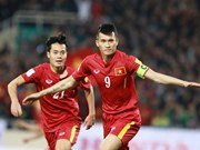 Football team climbs two places on global rankings