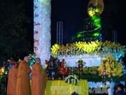 Jade Buddha statue arrives in Hai Phong