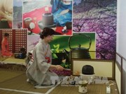 Japanese cultural event held in Bac Giang