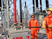 Electricity output increases by 14 percent in Q1