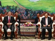 Vietnam, Laos tighten time-honoured solidarity