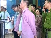 HCM City: two men receive death sentences for drug smuggling