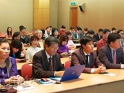 Vietnam-RoK forum connects SMEs