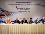 Russia bases Asia tourism office in Hanoi