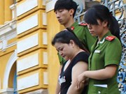 Filipino woman receives death sentence for cocaine smuggling