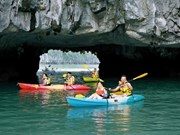 UK magazine calls Vietnam a top kayaking spot