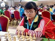 Vietnam win golds in Asian youth chess champs