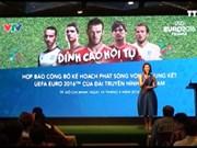 VTV to air all football matches at EURO 2016
