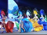 Carnival Ha Long 2016 vibrant with art performances