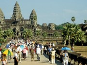 Cambodia sees 2.5 million travellers during Khmer New Year festival