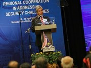 Malaysia advocates multilateral mechanism to address security threat