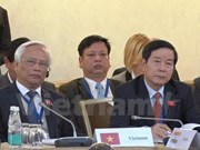 Vietnam attends first meeting of Eurasia parliament speakers