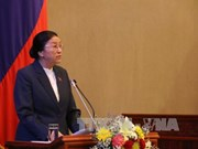 Laos: First session of new National Assembly winds up