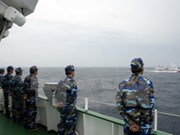 Vietnam, China complete joint survey of waters off Gulf of Tonkin