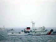 11th Vietnam-China fishery patrol in Gulf of Tokin ends