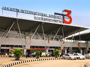 Int'l airport in Jakarta to link with 70 countries
