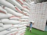 Thailand to sell stockpiled rice within two months