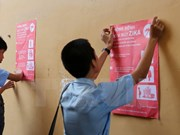 Vietnam free of Zika cases, prevention efforts continue