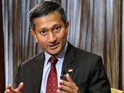 Singapore stresses rule of law in East Sea