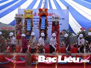 Work starts on Bac Lieu's rural electricity project