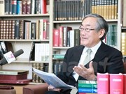 Japanese professor named first Vietnam-Japan University rector