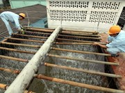 National clean water week launched in Thai Nguyen