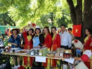 Vietnamese in Czech Republic raise fund for homeland's sea, islands