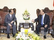 PM backs Samsung group's expansion in Vietnam