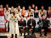 Oldest Russian choir set to perform in Hanoi