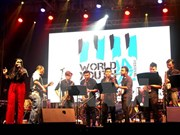 Vietnamese bands join int'l youth jazz festival