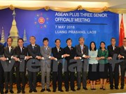 Senior officials of ASEAN, partner countries convene in Laos