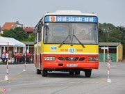Hanoi to complete transport project by end of year