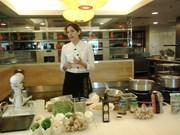 Israeli cuisine showcased in Hanoi